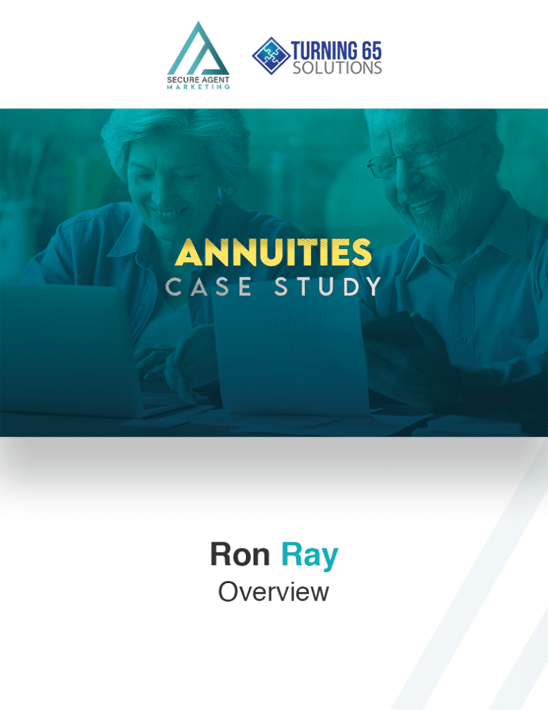 Annuities - Case Study